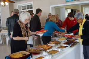 Covered Dish Luncheon